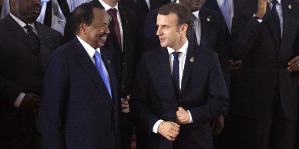 VIOLATION DE DROITS DE L'HOMME AU CAMEROUN ANGLOPHONE