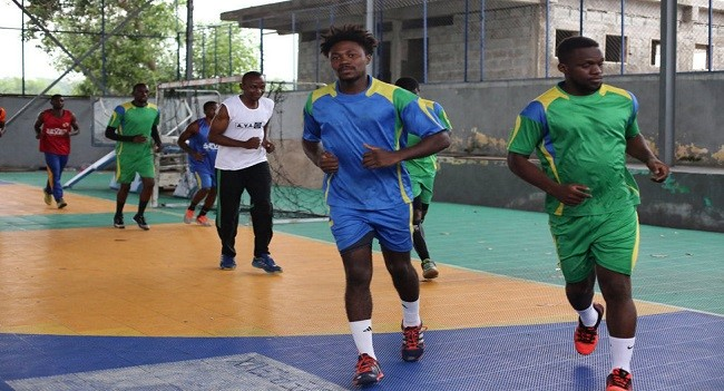 Handball /France : Willy Moure Nguema une arme offensive pour son club