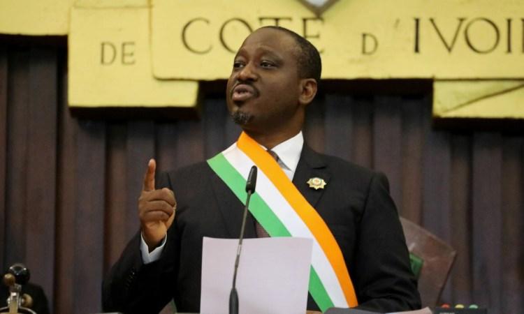 Soro : «inacceptable» de modifier la Constitution à 9 mois de la présidentielle ivoirienne