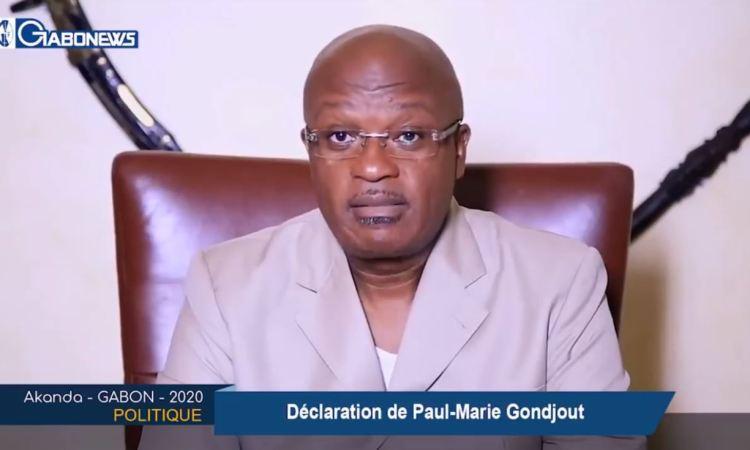 Politique | Gabon : Paul Marie Gondjout interpelle Mme Sylvia Bongo et les Gabonais