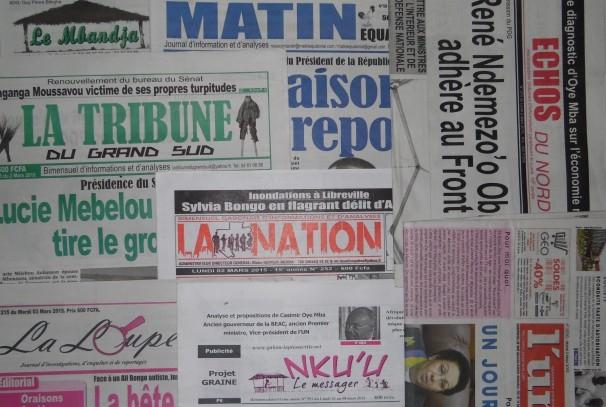 1585611346 548 Gabon Medias La Revue de la presse gabonaise - Gabon / Médias : La Revue de la presse gabonaise de la semaine du 23 au 29 mars 2020