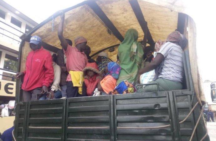 Burundi/RD Congo: les 1600 rapatriés du Congo seront «rééduqués»
