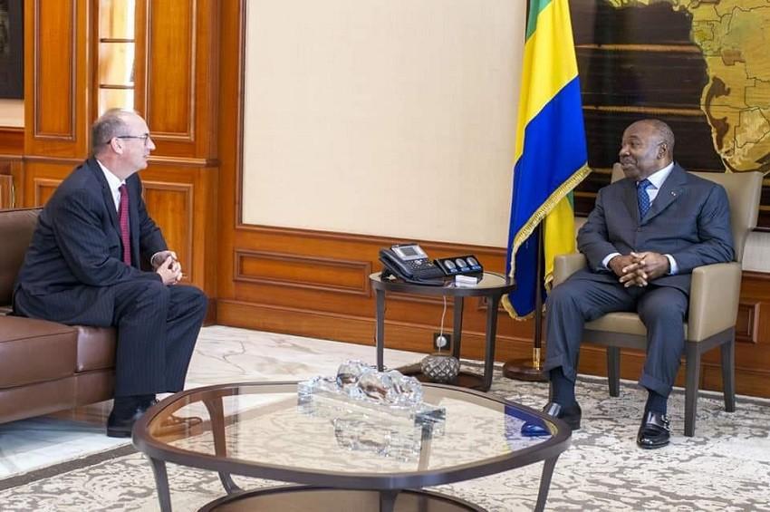Gabon Les adieux de l'ambassadeur de Russie - Gabon : Les adieux de l'ambassadeur de Russie