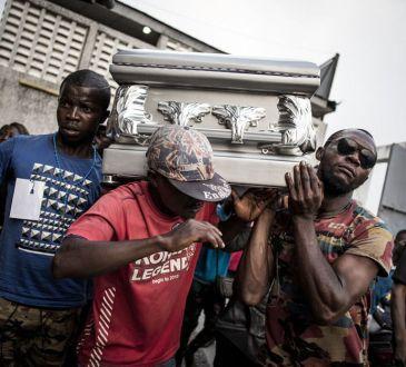 Le coronavirus force les Congolais à faire le deuil de leurs deuils