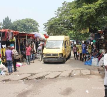Coronavirus : « Le marché central est aussi concerné par le confinement » (Gentiny Ngobila)