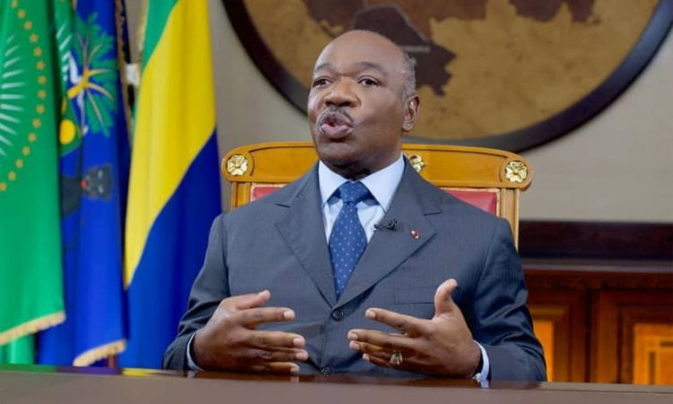 Gabon:Ali Bongo Ondimba parle