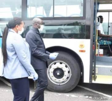 Gabon/Gratuité des transports:Ça roule avec Trans'Urb