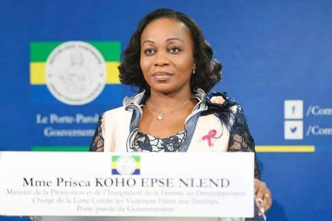 Coronavirus | Gabon : cafouillage dans la distribution des bons alimentaires, Prisca KOHO épouse NLEND à l'ordre