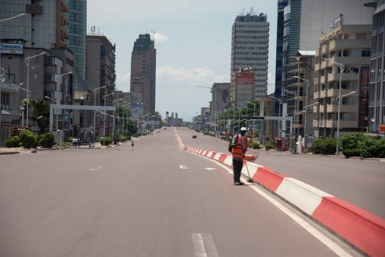 Virus: le coeur de Kinshasa confiné, Nairobi isolée - AMDB
