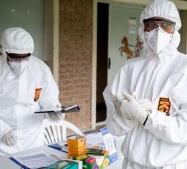 Coronavirus: l'Afrique peine à rivaliser dans la bagarre pour obtenir des tests