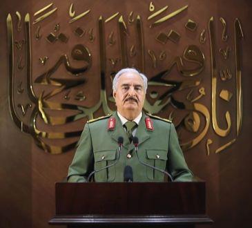Une mission secrète de sociétés militaires privées occidentales en Libye
