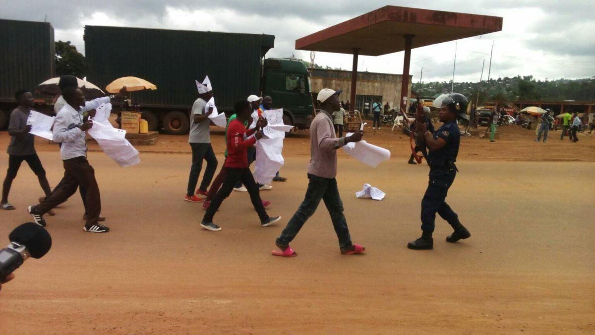 RDC: un militant du mouvement citoyen Lucha tué lors d'une manifestation à Beni