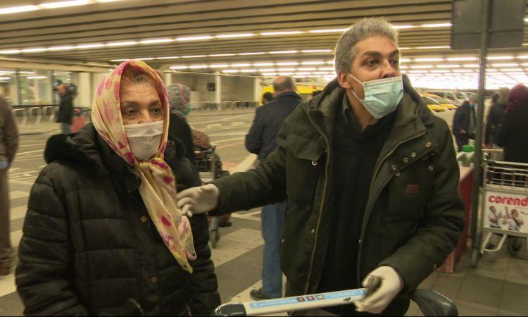 Coronavirus: le premier vol de rapatriement de Belges depuis leMaroca eu lieu vendredi