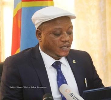 Assemblée nationale : Jean-Marc Kabund évincé