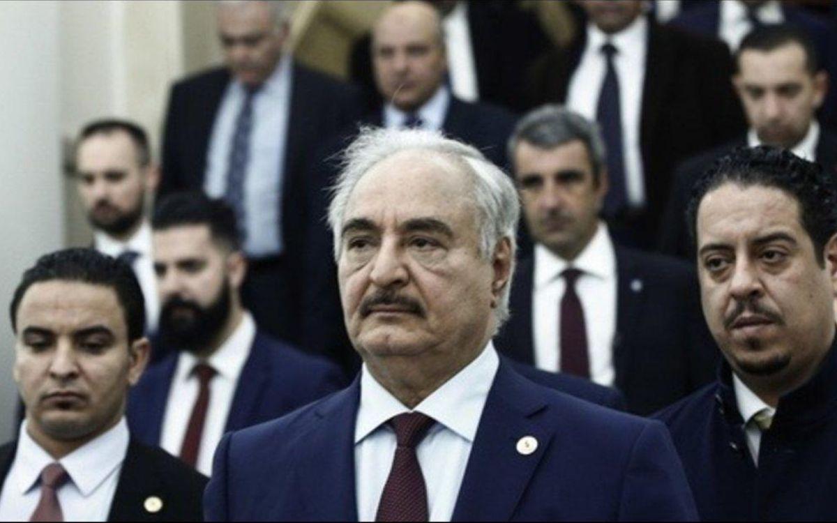 CEYosoMcqA 9g7KMPxseOZ - En Libye, la trêve de Haftar rejetée par ses rivaux à Tripoli
