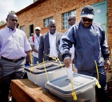 Elections auBurundi– «Beaucoup d'irrégularités» lors des élections, selon l'Eglise catholique