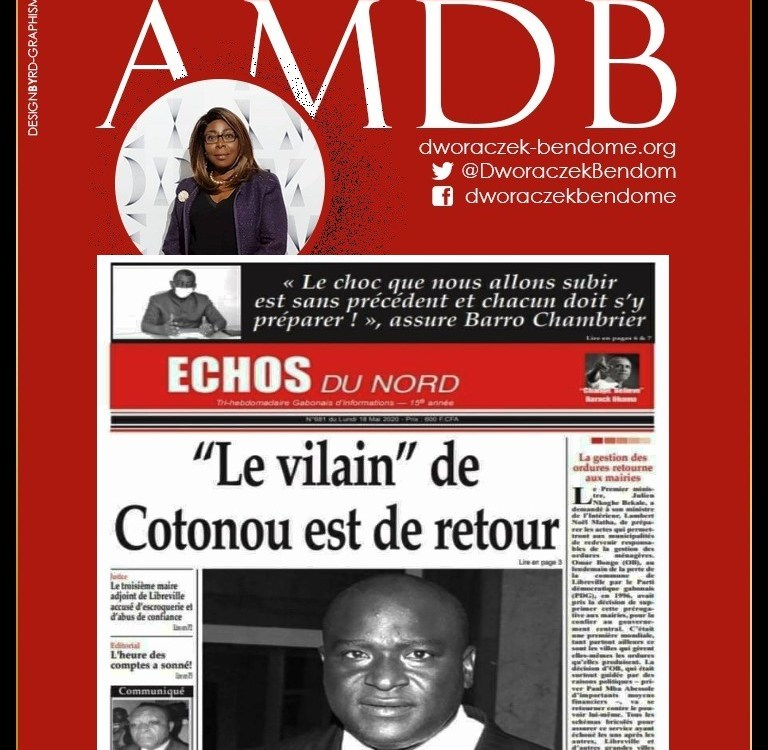 Chronique du Gabon : Maixent Accrombessi, la nouvelle alliance