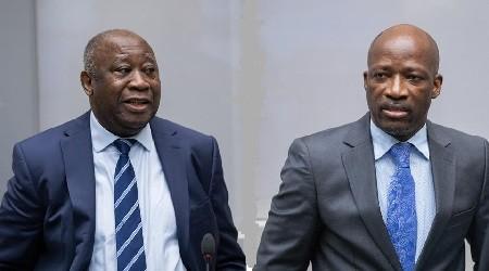 Côte d'ivoire : la CPI modifie les conditions de mise en liberté de MM. Gbagbo et Blé Goudé