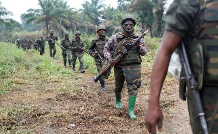 RDC: cinq rebelles hutu rwandais et un civil tués dans des combats au Sud-Kivu
