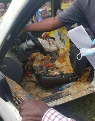 101381238 10219619149902016 1700428009762193408 n - Gabon : Les populations de Kabaga refusent les dons de Noureddin Bongo Valentin