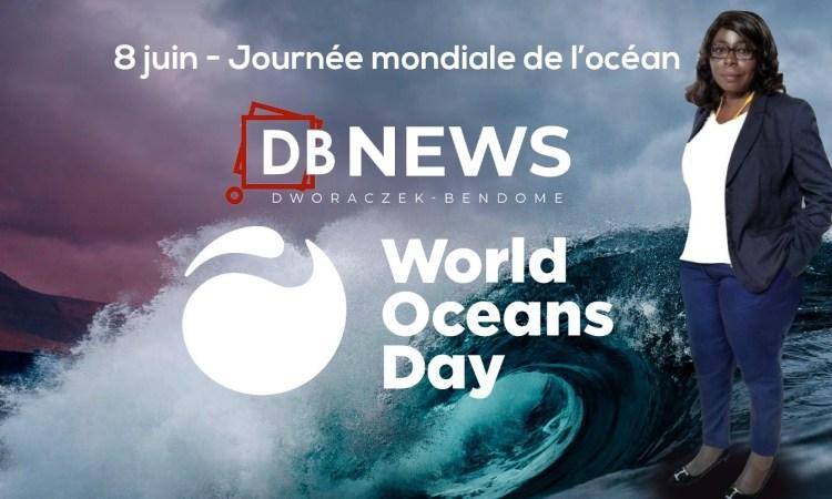 8 juin Journée mondiale de locéan 2020  - Gabon : Journée mondiale des océans 2020