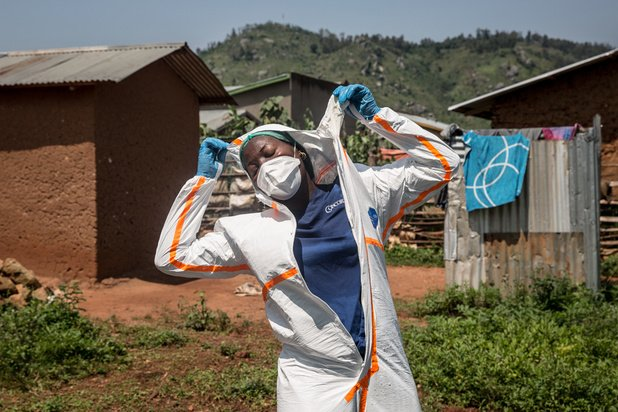 Ebola enRDC– Retour du virus dans le nord-ouest, comme une histoire sans fin…