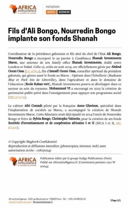 WhatsApp Image 2020 05 30 at 20.34.59 1 - Gabon : Les populations de Kabaga refusent les dons de Noureddin Bongo Valentin