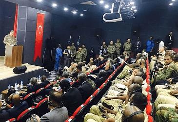 Somalie: attaque des shebabs contre un centre de formation militaire turc