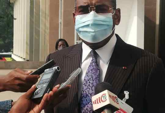 Congo/Sénat : La réforme du cadastre national, un outil de bonne gouvernance foncière, dixit Pierre Mabiala