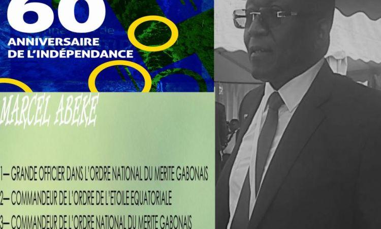 Marcel Abeke Independance - Gabon | 60e édition des Festivités du 17 Août |Les figures marquantes : Marcel Abéké