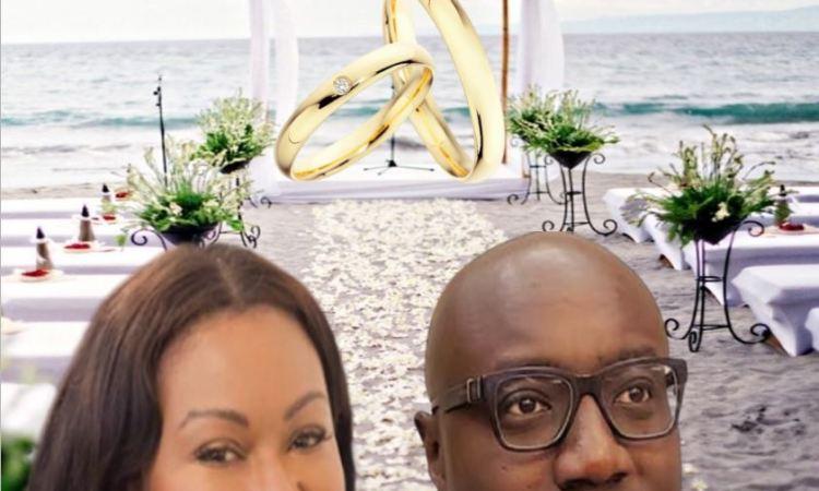 mariage final - Carnet blanc  | Célébration officielle, samedi 22 Août 2020, du mariage d'Alia Maeva Bongo Ondimba & Biendi Maganga Moussavou