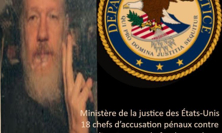 07 09 2020 accusation - WikiLeaks | Justice : Londres, reprise de la bataille autour de l'extradition de Julian Assange