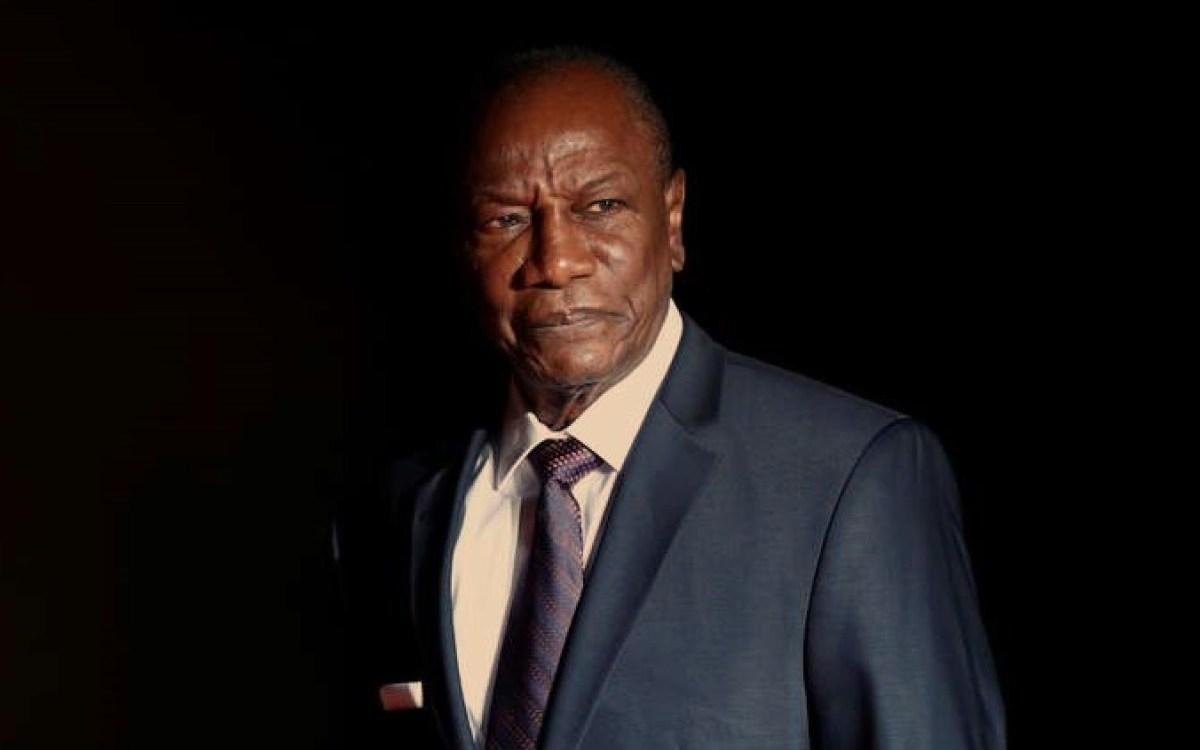 Alpha Condé - Afrique | Election présidentielle | Guinée: Alpha Condé candidat à un 3ème mandat, l'opposition se mobilise