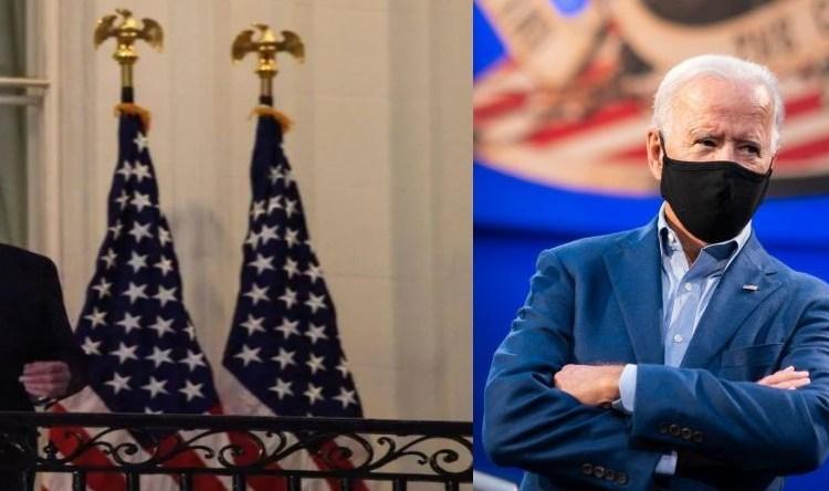 07 10 2020 bataille - Election présidentielle américaine : Joe Biden « cinglé », selon Donald Trump