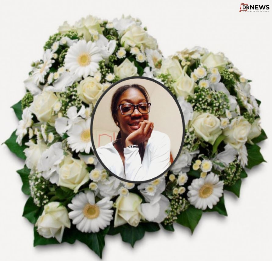29 REPOSE EN PAIX - Gabon   Nécrologie : Disparition de la jeune NGOMA MYKOUE LAURIE KAREEN ALYSSA