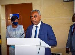 Ali Reynald Radjoumba entend faire de la chaine publique la vitrine du Gabon