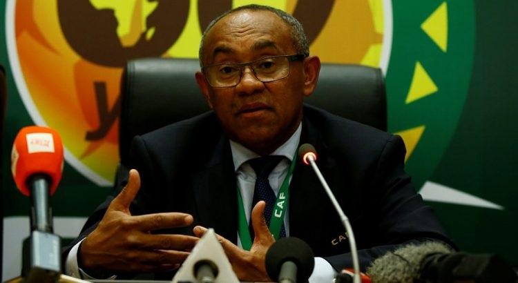 CAF - Football : Ahmad Ahmad candidat à un second mandat à la tête de la CAF
