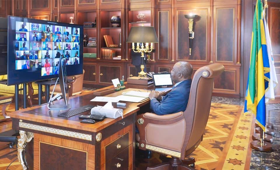 Conseil ministres 13 Oct 2020 Gabon - Communiqué final de Conseil des ministres du 13 octobre 2020