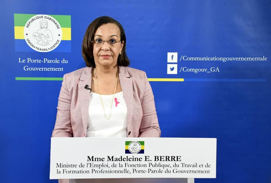 Madeleine Berre 2 - Toutes les nominations du Conseil des ministres du 7 avril 2021