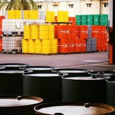Gabon : Fabrication des bidons d'huiles moteur à Pizolub SA