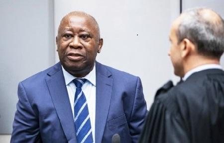 laurent gbagbo 02142 - Présidentielle ivoirienne: Laurent Gbagbo sort de son silence et appelle à éviter «la catastrophe»