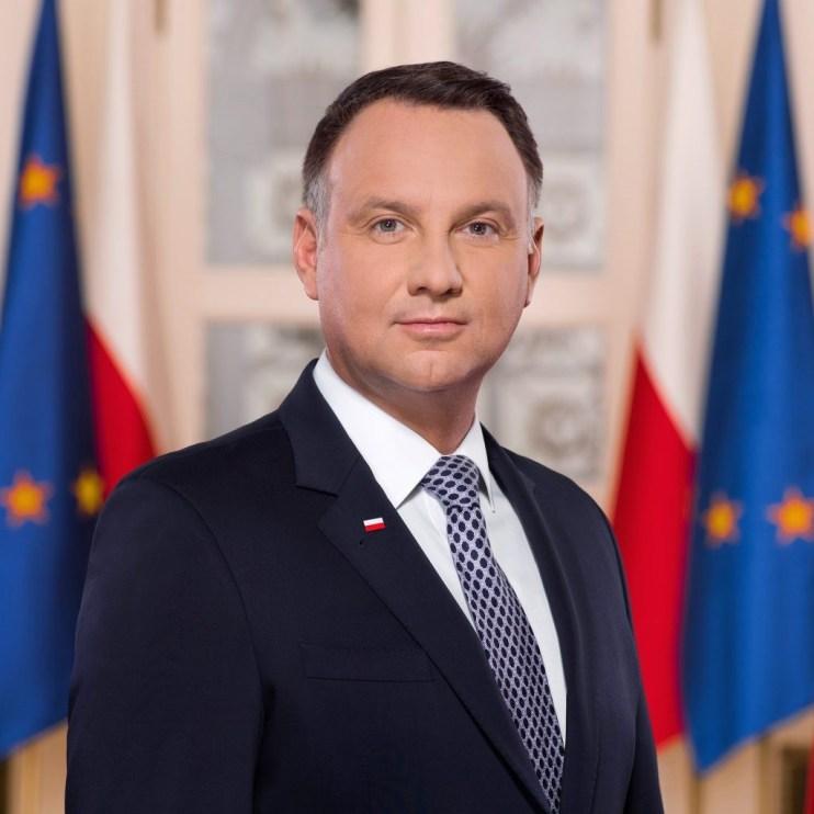 10 11 2020 02 President Andrzej Duda2 o - Arabie Saoudite : Le Prince héritier félicite le Président de la République de Pologne