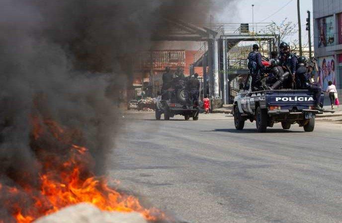 Angola: violente répression de manifestants antigouvernementaux
