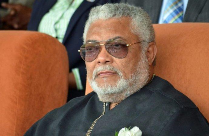 L'ancien président du Ghana Jerry Rawlings est décédé