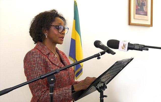 Liliane Massala - Échos du Gabon en France : ambassade du Gabon à Paris, business et copinage continuent de plus belle !