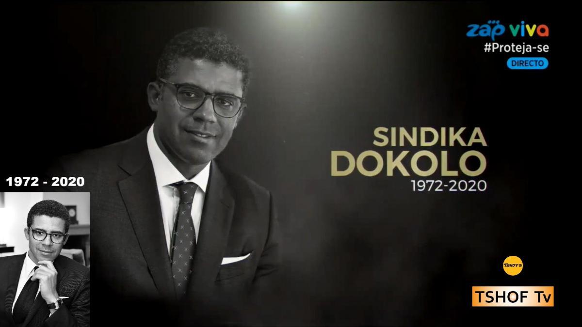 Londres les funerailles de SINDIKA DOKOLO 1972 2020 Reposez en paix - Londres : Les funérailles de l'homme d'affaires Congolais, SINDIKA DOKOLO (1972 - 2020)