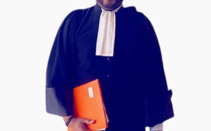 avocat VIVIEN AMOS P2A  - Gabon-France : Vivien Amos Makaga Péa, du PDGisme au prétoire