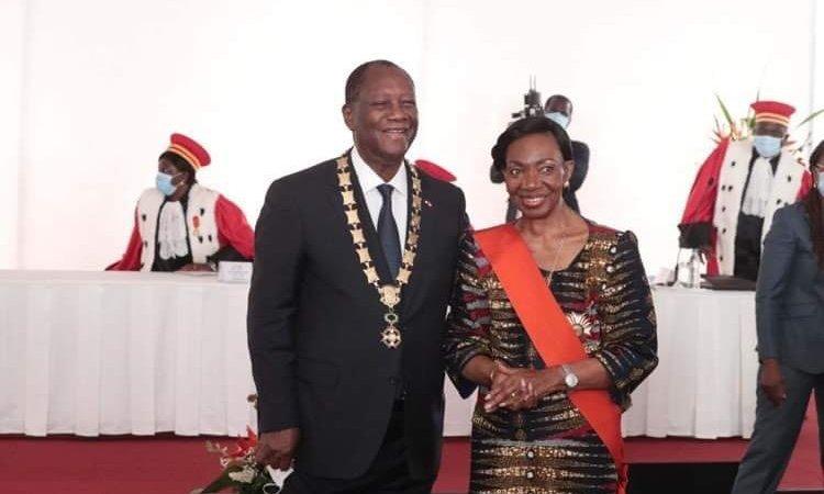 14 decembre Cote dIvoire InvestitureADO© 2020 D.R.DBNEWS 1 0 - Alassane Dramane Ouattara : Cérémonie de prestation de serment du président ivoirien pour un troisième mandat controversé