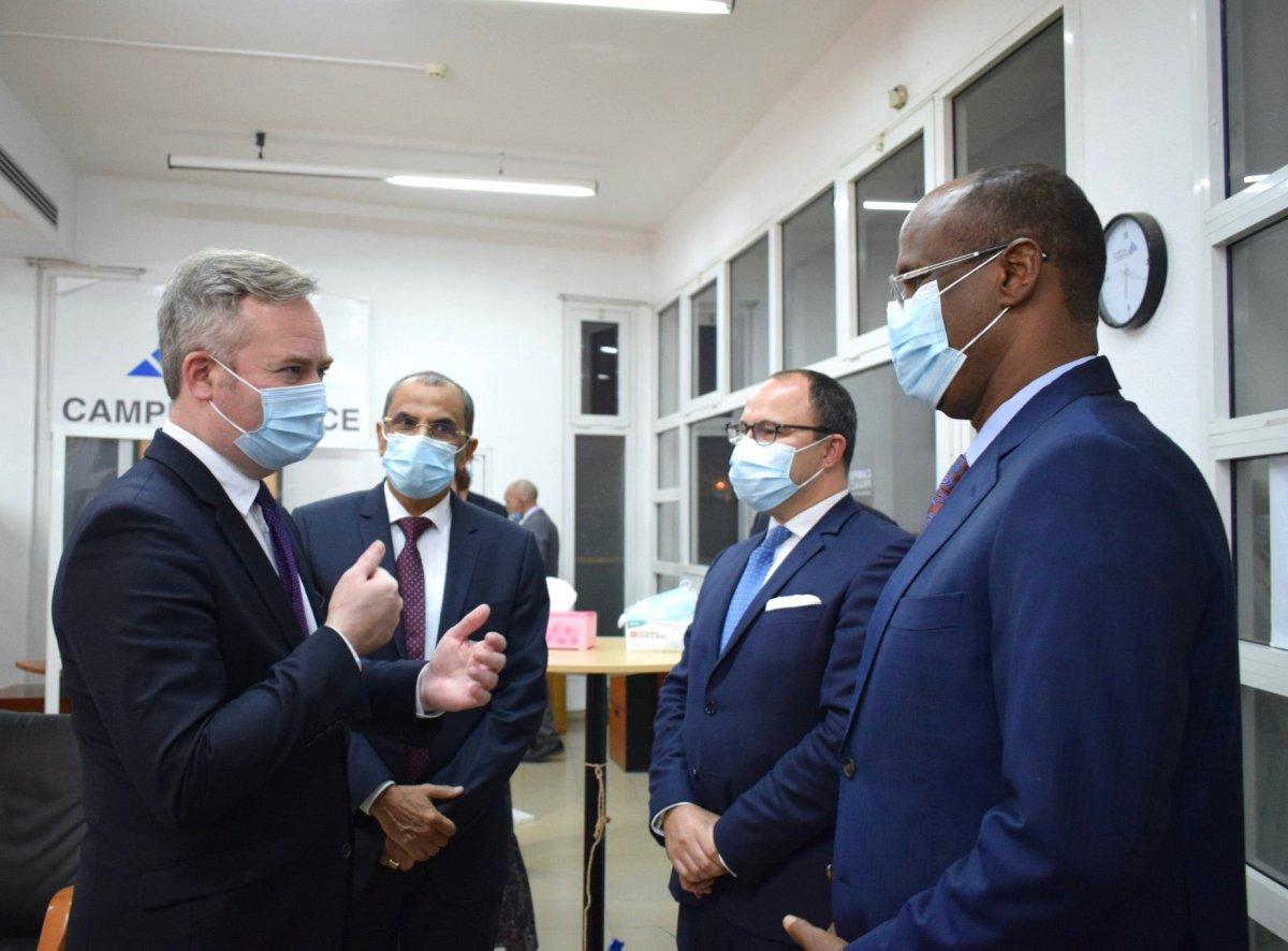 Djibouty lemoyne4 - France | Diplomatie : Visite de Jean-Baptiste Lemoyne à Djibouti