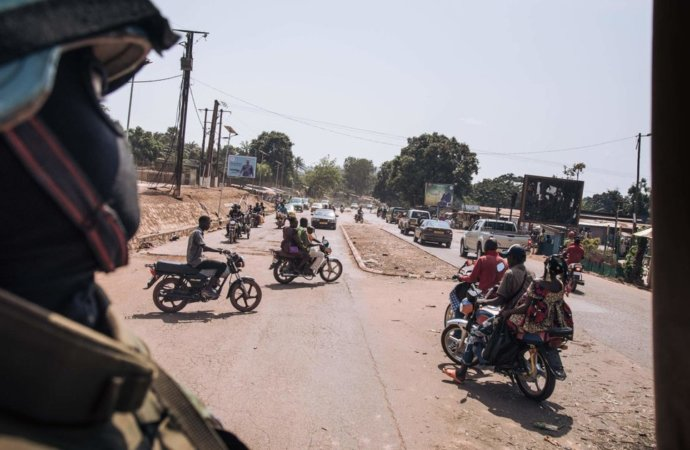 Elections en Centrafrique: trois casques bleus burundais tués